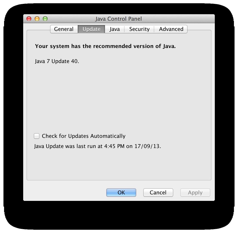 Java 7 web plugin deployment: redux