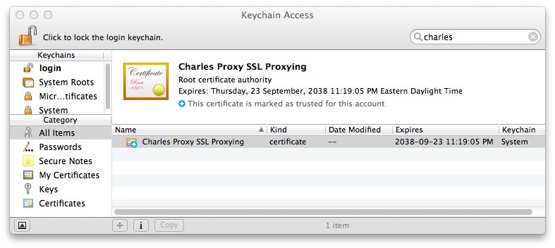 A Tour of Charles, Your HTTP(S) Swiss Army Knife