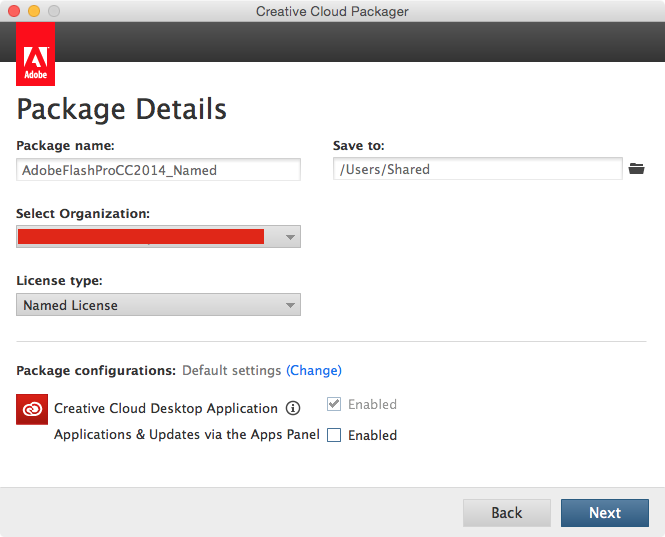 Adobe creative cloud deployment pushing installers with munki ccda cannot be disabled with named licenses although the updates via the apps panel can be platinumwayz
